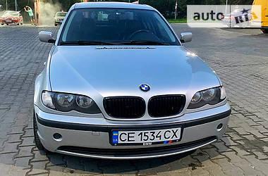 Седан BMW 330 2003 в Черновцах