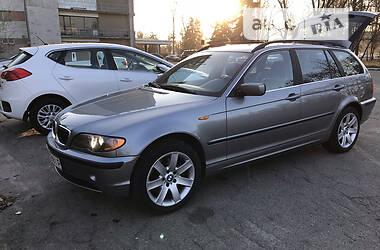 Универсал BMW 330 2004 в Днепре