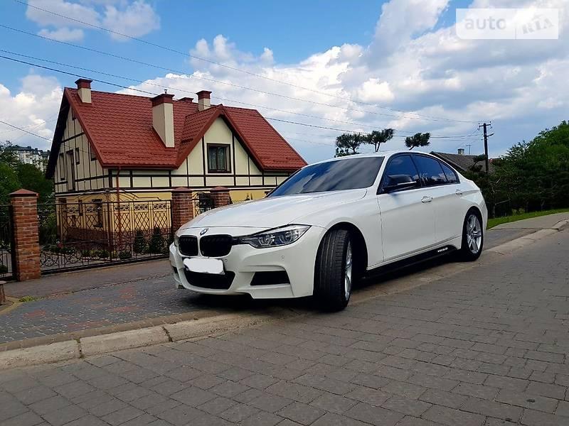 Седан BMW 340 2018 в Ивано-Франковске