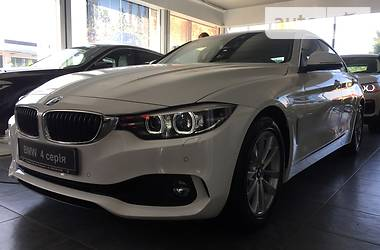 BMW 4 Series Gran Coupe 2018 в Черновцах