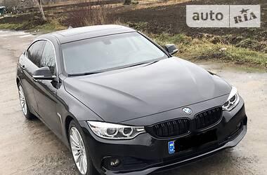 BMW 4 Series Gran Coupe 2015 в Ровно