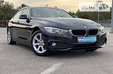BMW 4 Series Gran Coupe 2016 в Черновцах