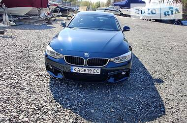 BMW 4 Series Gran Coupe 2014 в Киеве