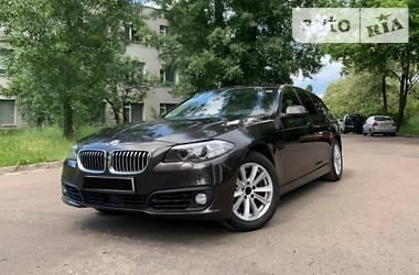 Универсал BMW 518 2015 в Киеве