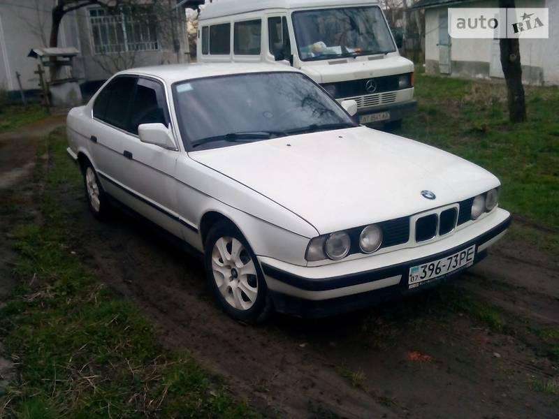 BMW 520 1988 в Ивано-Франковске