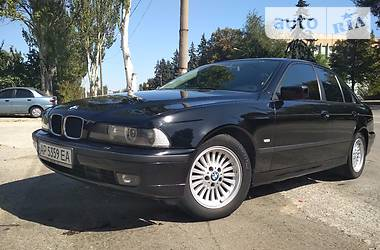 BMW 520 1999 в Запорожье