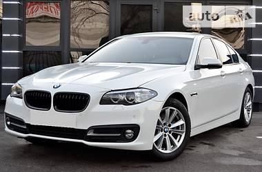 BMW 520 i 2016