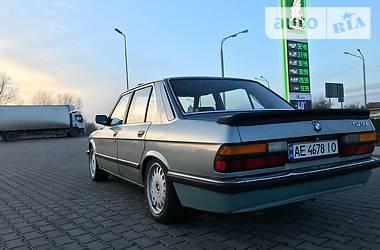 BMW 520 1985 в Днепре