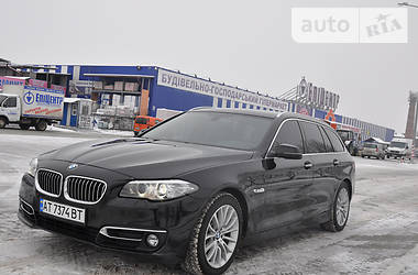 BMW 520 Luxury 2014