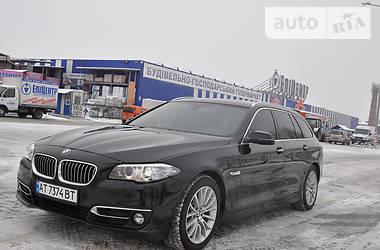 BMW 520 Luxury 2014