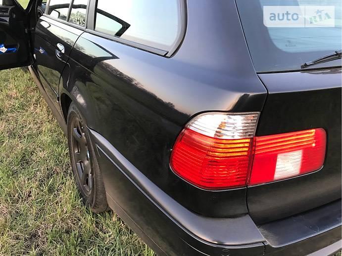 BMW 520 2001 в Черкассах