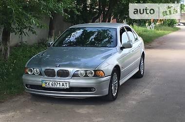 BMW 520 2001 в Хмельницком