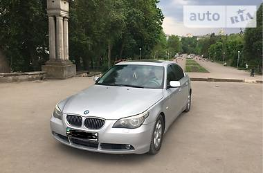 BMW 520 2004 в Тернополе