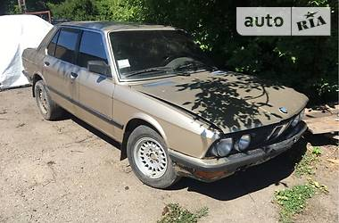 BMW 520 1986 в Кропивницком