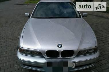 BMW 520 2002 в Ивано-Франковске
