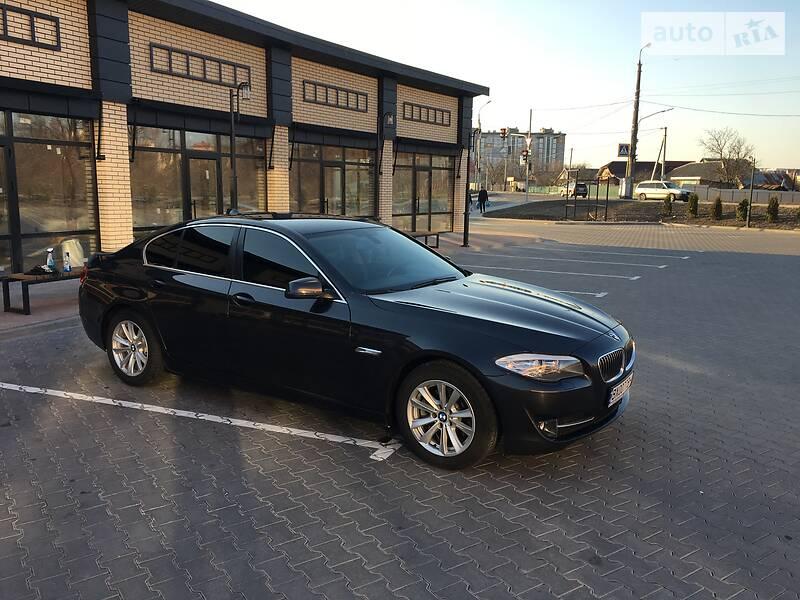 BMW 520 2012 в Хмельницькому