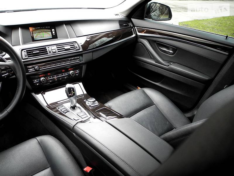 BMW 5 серия 2016 року в Миколаїві