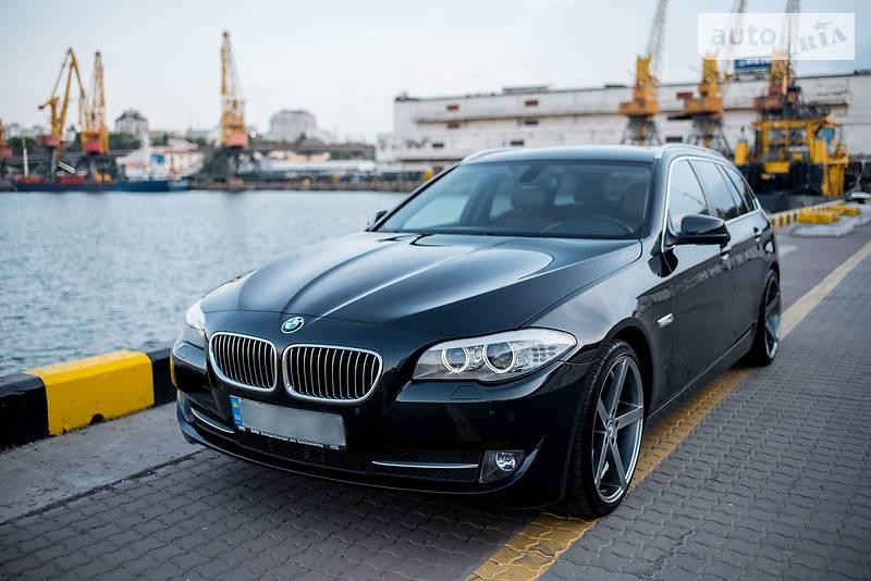 BMW 5 серия 2011 года в Одессе