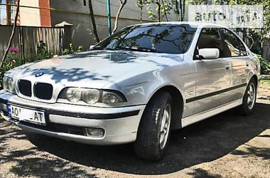 BMW 520 1998 в Иршаве