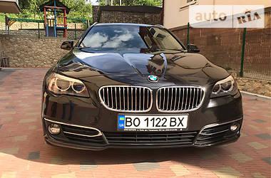 BMW 520 2016 в Тернополе