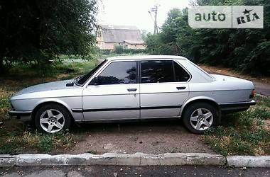 BMW 520 1985 в Запорожье