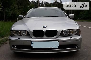 BMW 520 2001 в Киеве