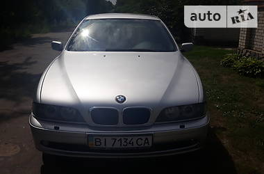 BMW 520 1999 в Полтаве
