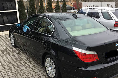 BMW 520 2009 в Львове