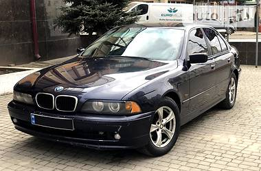 BMW 520 2001 в Черновцах