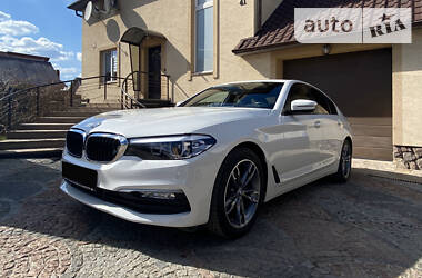 BMW 520 2017 в Тернополе