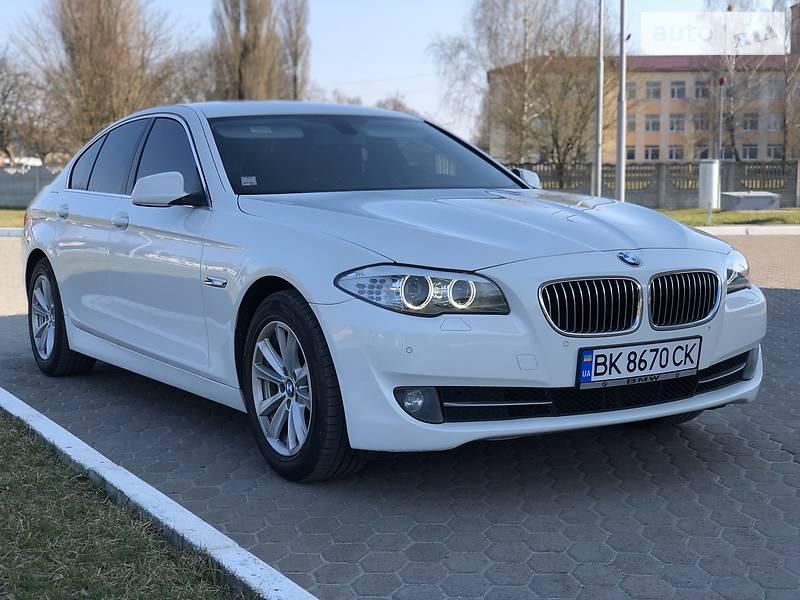 Седан BMW 520 2013 в Костопілі