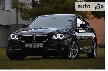 BMW 520 2014 в Дрогобыче