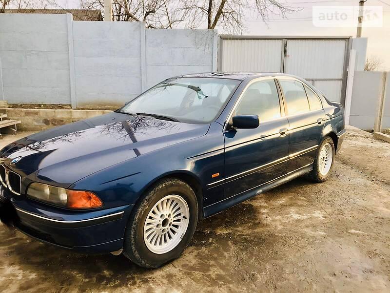 BMW 520 1998 в Алчевске