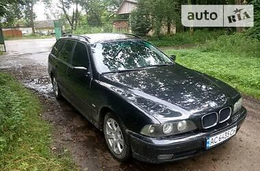 BMW 520 1998 в Владимир-Волынском