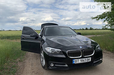 BMW 520 2016 в Херсоне