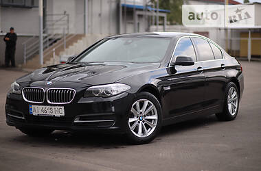 BMW 520 2014 в Белой Церкви