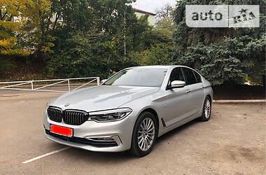 BMW 520 2017 в Львове