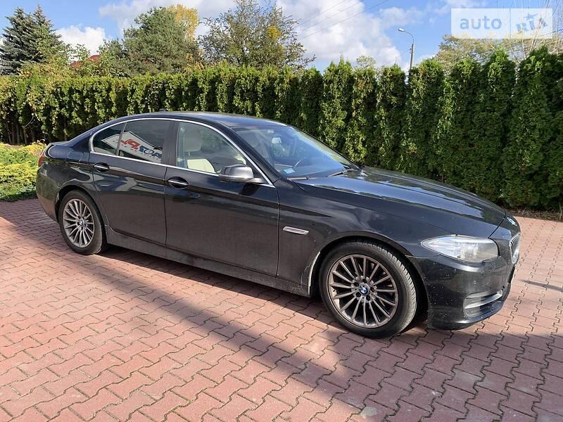BMW 520 2016 в Києві