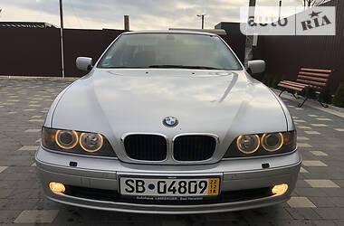 BMW 520 2002 в Тернополі