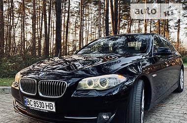 BMW 520 2012 в Львове