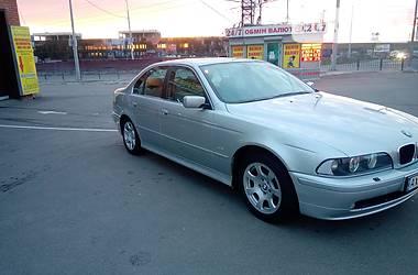 BMW 520 2001 в Харькове