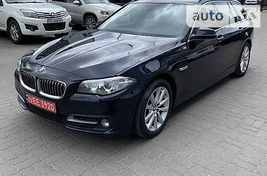BMW 520 2016 в Луцке