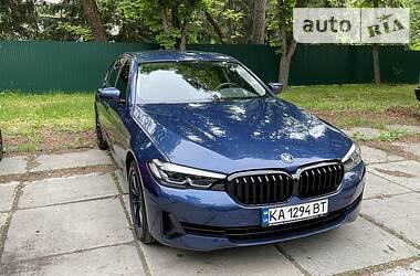 Седан BMW 520 2021 в Киеве