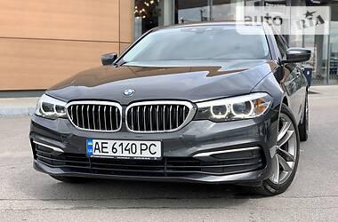 Седан BMW 520 2017 в Днепре