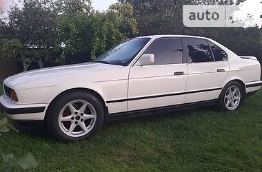 Седан BMW 520 1990 в Одессе
