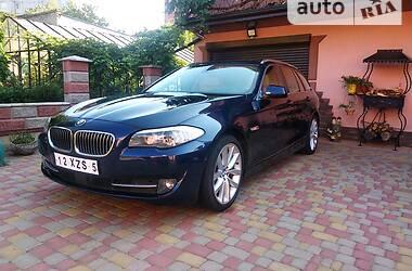 Универсал BMW 520 2012 в Ровно