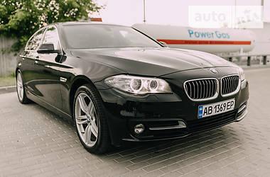 Седан BMW 520 2014 в Виннице