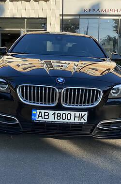 Седан BMW 520 2013 в Вінниці