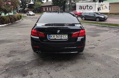 Седан BMW 520 2012 в Киеве