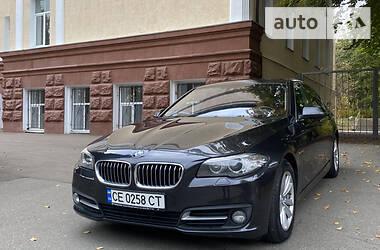 Седан BMW 520 2014 в Киеве